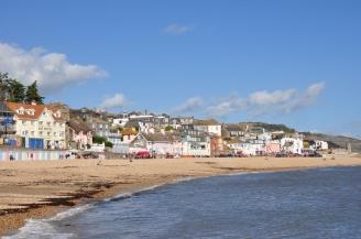 Devon 3 Lyme Regis